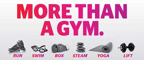 More than a GYM!
